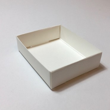 Archive box ARCHEOLOGY 9 x 11,4 x 3 cm 350g 50 pcs. - White