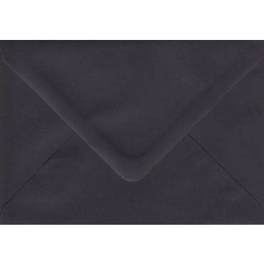 Envelopes KSH COLORED 11,4 x 16,2 cm (C6) 120 gsm 20 pcs - Black