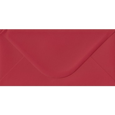 Envelop KSH COLORED 11 x 22 cm (C65) 120 gsm 20 pcs. - Red