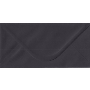 Envelop KSH COLORED 11 x 22 cm (C65) 120 gsm 20 pcs. - Black